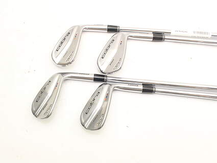 Cobra Amp Cell Pro Iron Set 7-PW Project X 5.5 Steel Regular Right Handed 36.75in