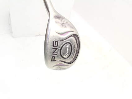 Ping Rhapsody Hybrid 6 Hybrid 30° Ping ULT 129H Ladies Graphite Light Right Handed 39.5in