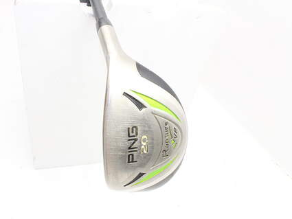 Ping Rapture V2 Hybrid 3 Hybrid 20° Tour Edge Grafalloy Pro Launch Graphite Senior Right Handed 40.0in