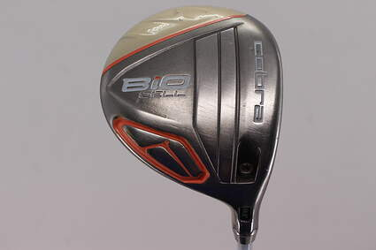 Cobra Bio Cell Silver Womens Fairway Wood 3-5 Wood 3-5W 20° Project X PXv Graphite Ladies Right Handed 41.75in