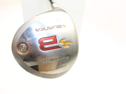 TaylorMade 2008 Burner Fairway Wood 3 Wood 3W 15° Stock Graphite Shaft Graphite Regular Left Handed 42.75in