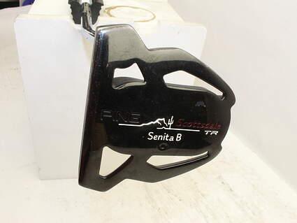 Ping Scottsdale TR Senita B Putter Straight Arc Steel Right Handed Black Dot 37.75in
