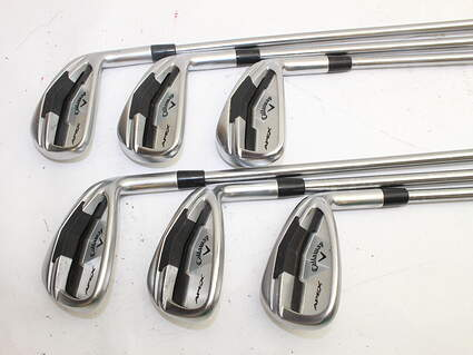 Callaway Apex Iron Set 5-PW Project X 5.0 Graphite Graphite Regular Right Handed 38.0in