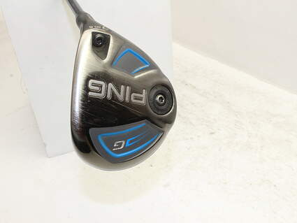 Ping 2016 G Fairway Wood 7 Wood 7W 20.5° Ping TFC 800F Graphite Senior Right Handed 41.5in