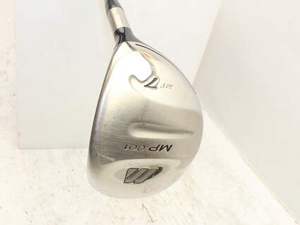Mizuno MP-001 Fairway Wood 7 Wood 7W 21° Mizuno Exsar FS5 Graphite Stiff Right Handed 42.0in