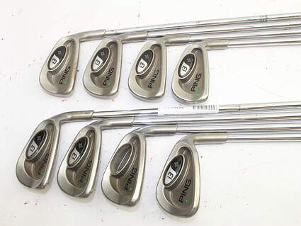 Ping i3 + Iron Set 3-PW Stock Steel Shaft Steel Regular Right Handed 38.0in