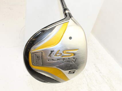Cobra S9-1 F Fairway Wood 5 Wood 5W Cobra Aldila DVS-HL 55 Graphite Stiff Left Handed 42.0in