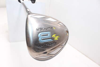 TaylorMade 2009 Burner Driver Fujikura Reax 45 Graphite Ladies Right Handed 44.75in