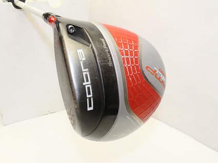 Cobra AMP Cell Pro Orange Driver 8.5° Mitsubishi Kuro Kage Black 60 Graphite Stiff Right Handed 45.0in