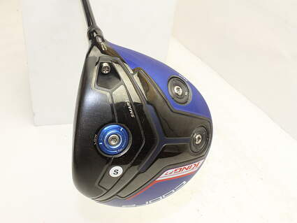 Cobra King F7 Driver 10.5° Fujikura ATMOS TS 6 Blue Graphite Tour Stiff Right Handed 45.0in