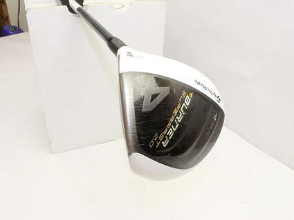 TaylorMade Burner Superfast Fairway Wood 4 Wood 4W 16.5° TM Matrix Ozik Xcon 4.8 Graphite Regular Right Handed 42.75in