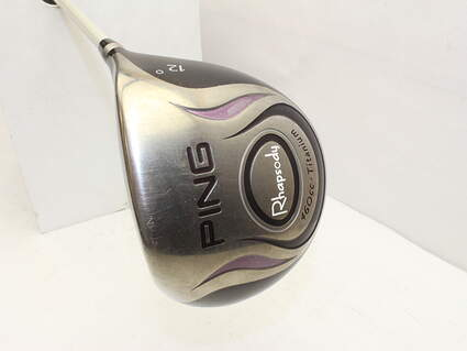 Ping Rhapsody Driver 12° Ping ULT 129D Ladies Graphite Ladies Right Handed 44.0in