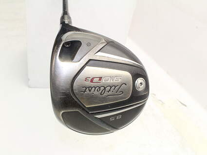 Titleist 910 D3 Driver 8.5° Fujikura Motore Speeder 7.2 Graphite X-Stiff Right Handed 44.75in