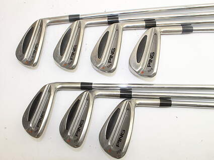 Ping S59 Iron Set 4-PW Ping AWT Steel Senior Right Handed 37.75in