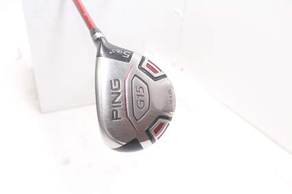 Ping G15 Fairway Wood 5 Wood 5W 18.5° Ping TFC 149F Graphite Regular Right Handed 42.0in