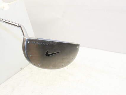 Nike BC 002 Mid Mallet Putter Steel Left Handed 35.0in