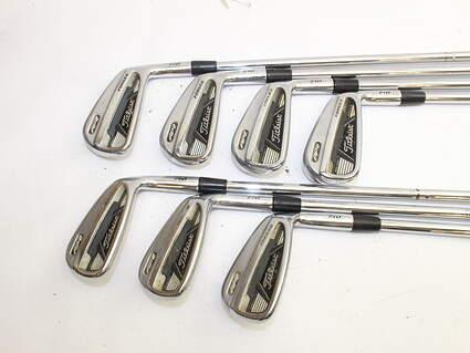 Titleist 710 AP2 Iron Set 4-PW True Temper Dynamic Gold S300 Steel Stiff Right Handed 37.75in