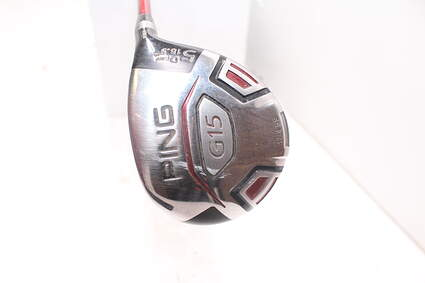 Ping G15 Draw Fairway Wood 5 Wood 5W 18.5° Ping TFC 149F Graphite Stiff Right Handed 42.0in