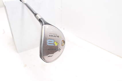 TaylorMade 2008 Burner Rescue Hybrid 5 Hybrid 25° TM Reax 50 Graphite Ladies Right Handed 38.0in