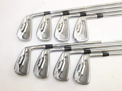 Mint Honma TW737P Iron Set 3-PW FST KBS Tour 120 Steel Stiff Right Handed 38.0in
