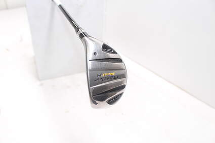Cobra Baffler Rail H Hybrid 2 Hybrid 17° Cobra Motore Baffler Rail-H Graphite Stiff Right Handed 40.75in