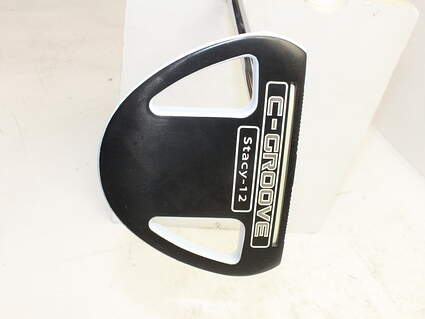 Yes Stacy-12 Putter Steel Left Handed 34.0in
