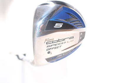 Cobra 2008 Speed LD M OS Fairway Wood 5 Wood 5W Graphite Design Tour AD YS Fwy Graphite Regular Left Handed 42.25in