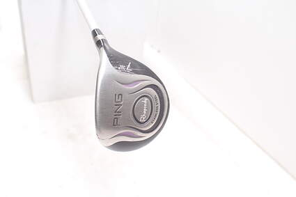 Ping Rhapsody Fairway Wood 7 Wood 7W 26° Ping ULT 129F Ladies Graphite Ladies Right Handed 38.25in
