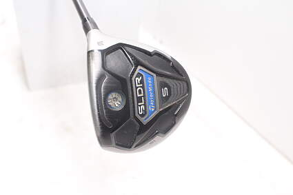 TaylorMade SLDR S Fairway Wood 3 Wood 3W 15° TM Fujikura Speeder 65 Graphite Regular Right Handed 43.0in