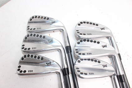 PXG 0311 Chrome Iron Set 5-PW 9 Graphite Regular Right Handed 37.75in