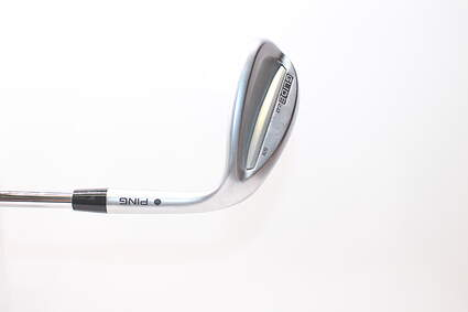 Ping Glide 2.0 Wedge Lob LW 58° 10 Deg Bounce Nippon NS Pro 850GH Steel Stiff Right Handed Black Dot 34.75in