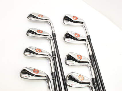 TaylorMade R11 Iron Set 5-PW GW SW TM Motore Graphite Senior Right Handed 37.0in