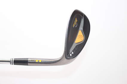Cleveland CG14 Gunmetal Wedge Sand SW 56° 14 Deg Bounce Stock Steel Shaft Steel Wedge Flex Right Handed 36.25in