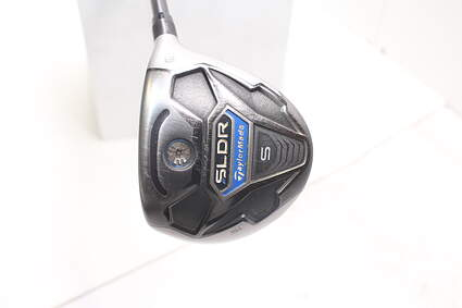 TaylorMade SLDR S Fairway Wood 3 Wood 3W 15° TM Fujikura Speeder 65 Graphite Senior Right Handed 43.0in