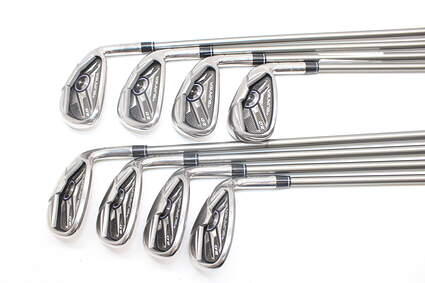 TaylorMade Burner 2.0 Iron Set 5-PW GW SW TM Reax Superfast 55 Lady Graphite Ladies Right Handed 37.25in