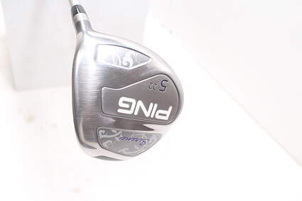Ping Serene Fairway Wood 5 Wood 5W 22° Ping ULT 210 Ladies Ultra Lite Graphite Ladies Right Handed 41.5in
