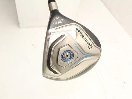 TaylorMade Jetspeed Fairway Wood 3 Wood HL 17° TM Matrix VeloxT 69 Graphite Regular Right Handed 42.75in