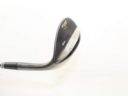 Cleveland CG15 Black Pearl Wedge Lob LW 58° 12 Deg Bounce Cleveland Action Ultralite W Steel Wedge Flex Right Handed 35.5in
