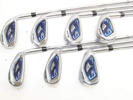 Mizuno JPX 850 Iron Set 5-GW True Temper XP 115 R300 Steel Regular Right Handed 37.75in