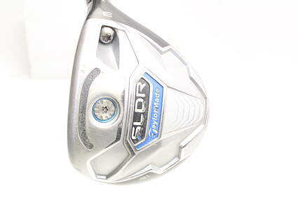 TaylorMade SLDR Fairway Wood 3 Wood 3W 15° TM Fujikura Speeder 65 Graphite X-Stiff Right Handed 44.5in