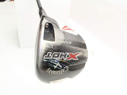 Callaway 2013 X Hot Pro Driver 8.5° Aldila NV 65 Graphite Stiff Right Handed 44.75in