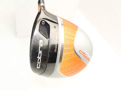Cobra AMP Cell Orange Driver 8.5° Cobra Fujikura Fuel Graphite Stiff Right Handed 45.75in