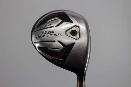 Honma TW737 FW Fairway Wood 3 Wood 3W 15° Project X Even Flow Black 75 Graphite 6.0 Right Handed 42.75in