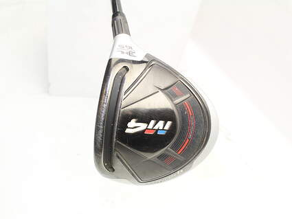 TaylorMade M4 Fairway Wood 3 Wood 3W 16.5° Fujikura ATMOS 5 Red Graphite Regular Right Handed 43.5in