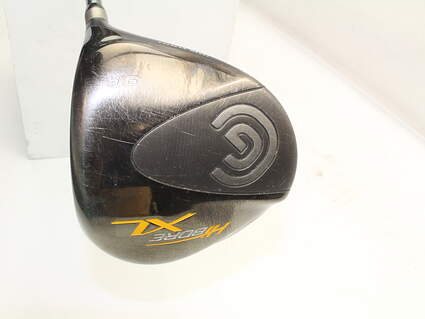 Cleveland Hibore XL Driver 9.5° Cleveland Fujikura Fit-On Gold Graphite Stiff Right Handed 45.25in