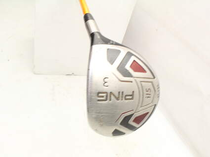 Ping i15 Fairway Wood 3 Wood 3W 15° Proforce Axivcore Black Hybrid Graphite Tour Stiff Right Handed 42.5in