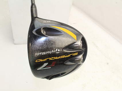 TaylorMade R7 Superquad TP Driver 8.5° TM Fujikura Reax TP 75 Graphite X-Stiff Right Handed 45.0in