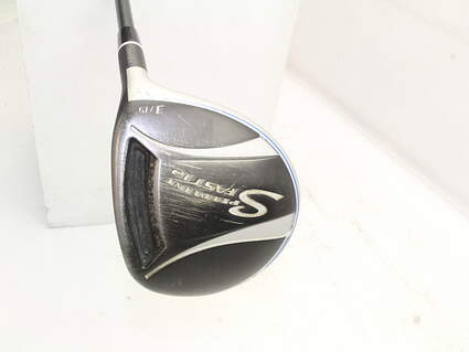 Adams Fast 12 Fairway Wood 3 Wood 3W 15° Adams Grafalloy ProLaunch Blue Graphite Regular Right Handed 43.0in