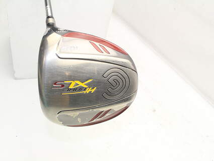 Cleveland Hibore XLS Driver 10.5° Cleveland Fujikura Fit-On Red Graphite Stiff Right Handed 45.25in