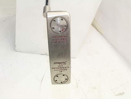 Titleist Scotty Cameron Studio Select Newport Putter Steel Right Handed 32.0in